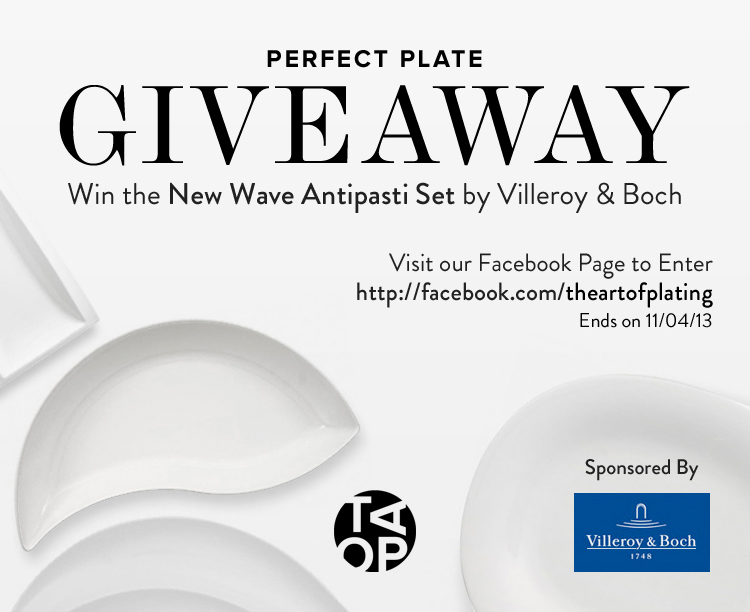 Perfect Plate Giveaway