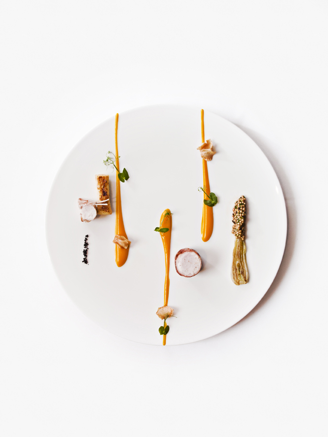 Andre Chiang Of Restaurant Andre The Art Of Plating
