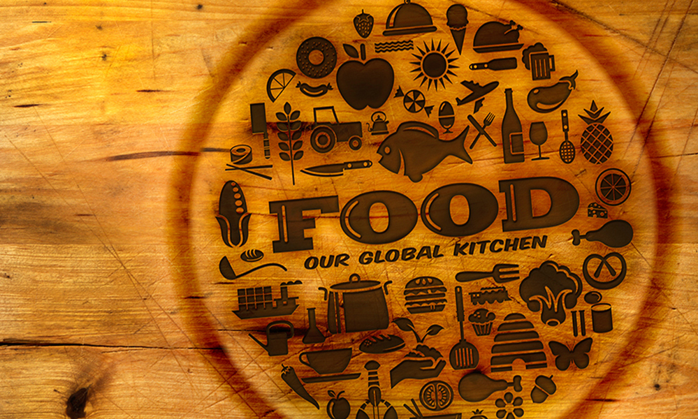 Food: Our Global Kitchen © National Geographic