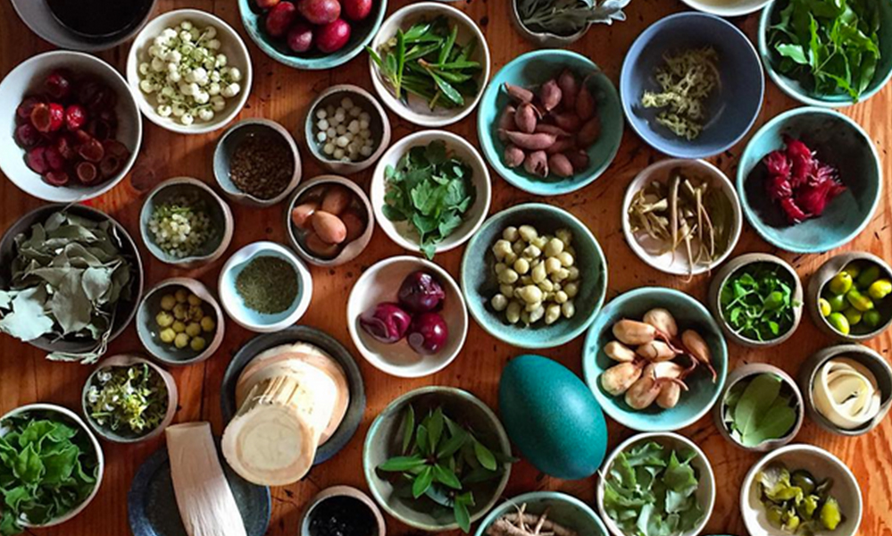 Australian Bush Ingredients. © Rene Redzepi