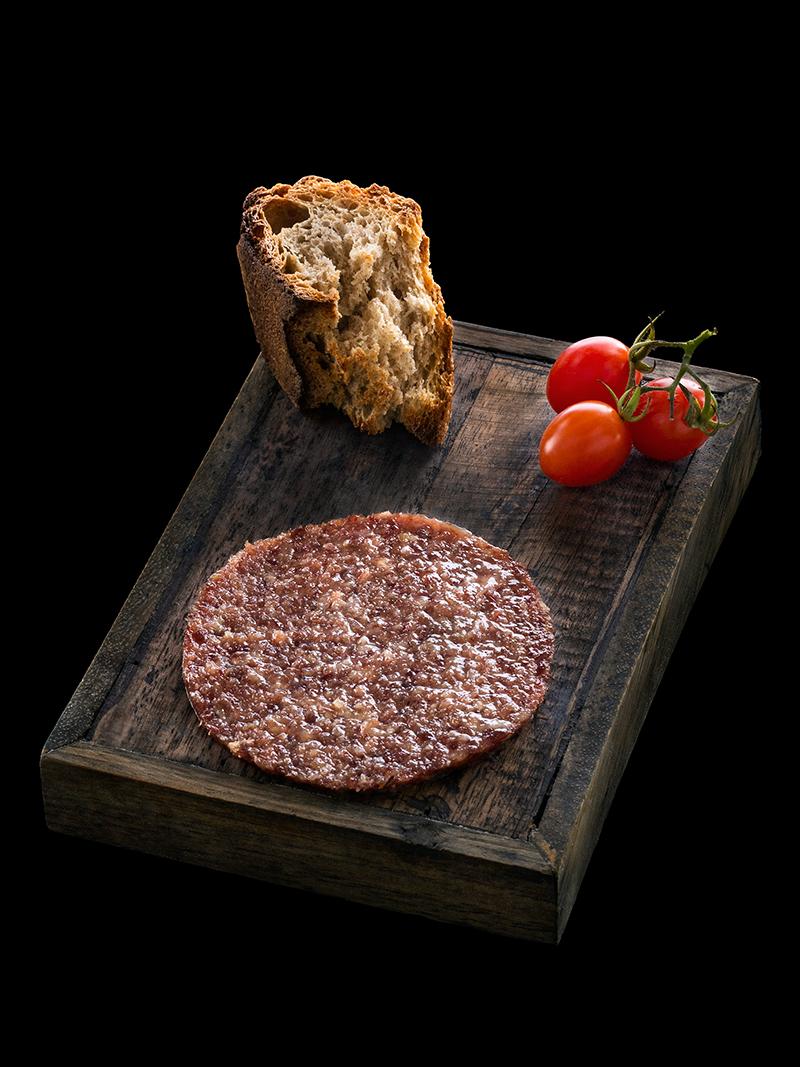 Tartare of Bellota Ham by Albert Adria © Richard Haughton