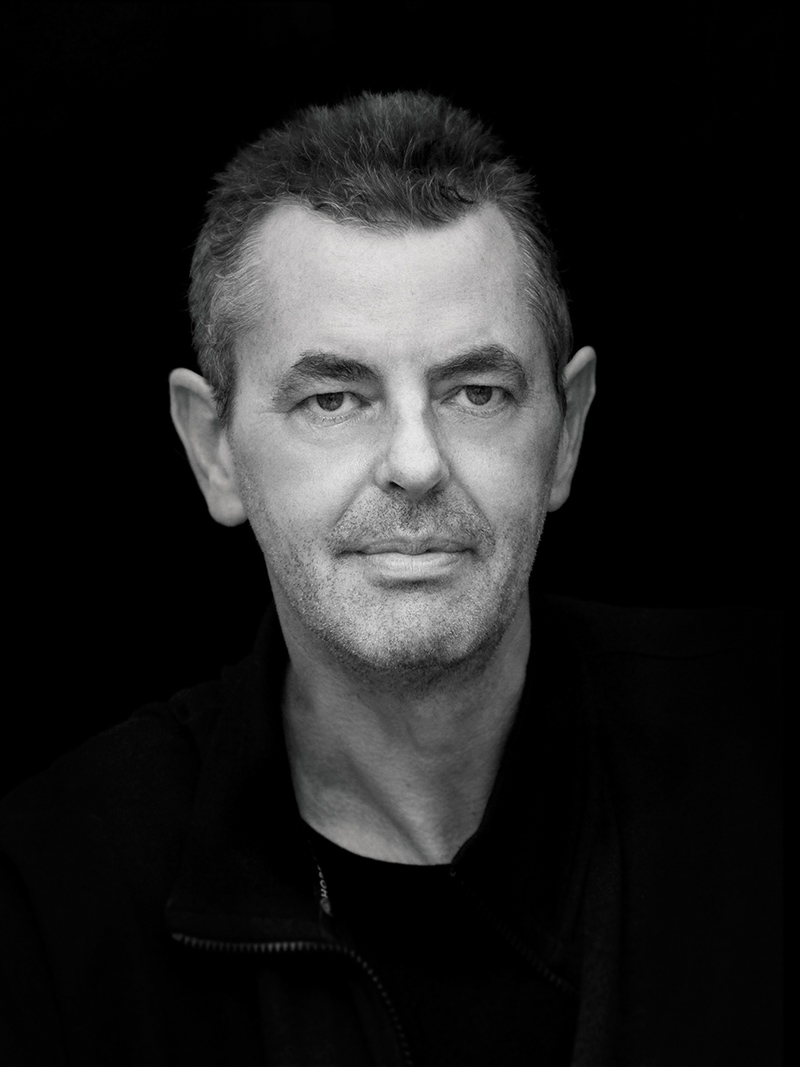 Portrait of Richard Haughton