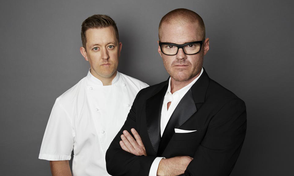 Dinner by Heston