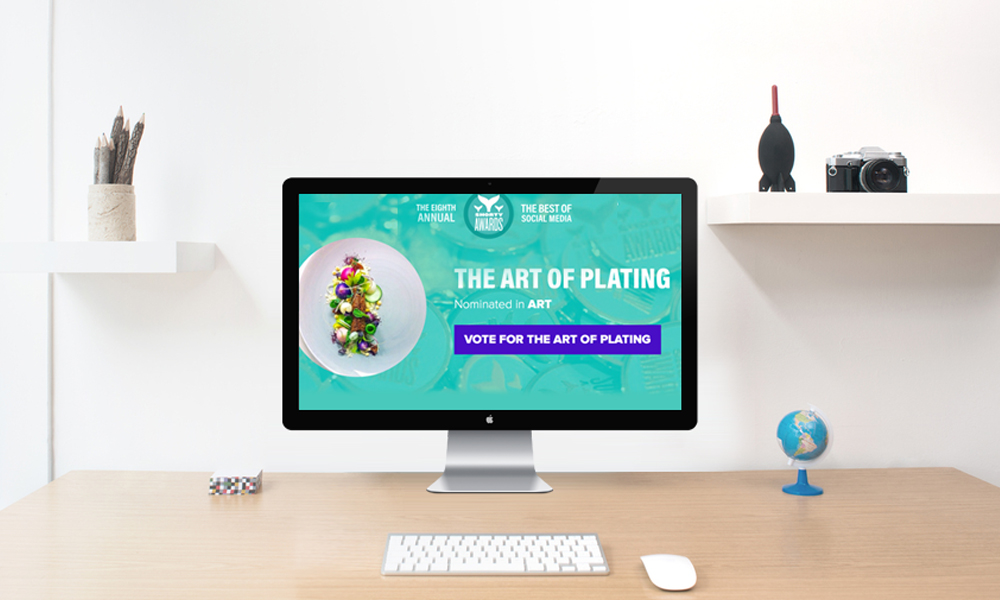 Shorty Awards - The Art of Plating
