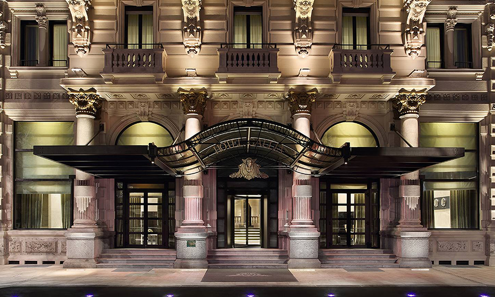Excelsior Hotel Gallia For Business And Luxury The Art Of