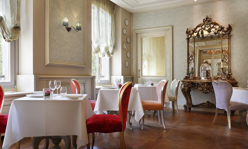 Chateau Monfort Milan Restaurant