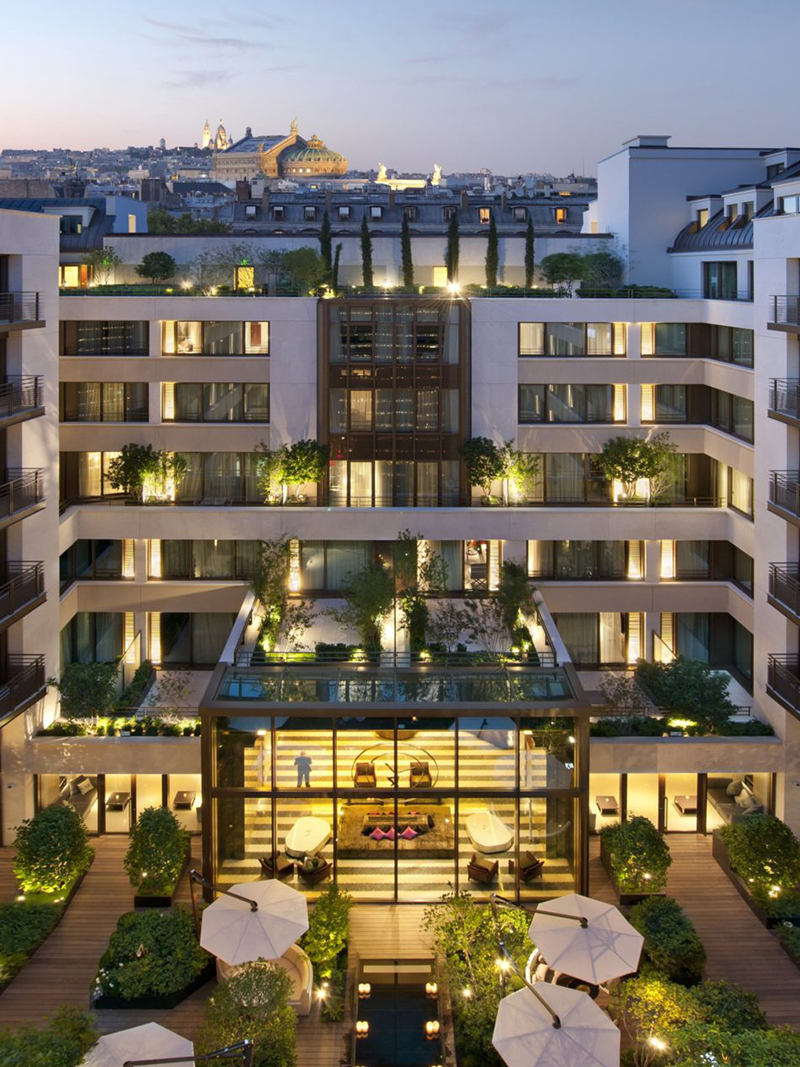 Mandarin Oriental, Paris: Modern Luxury