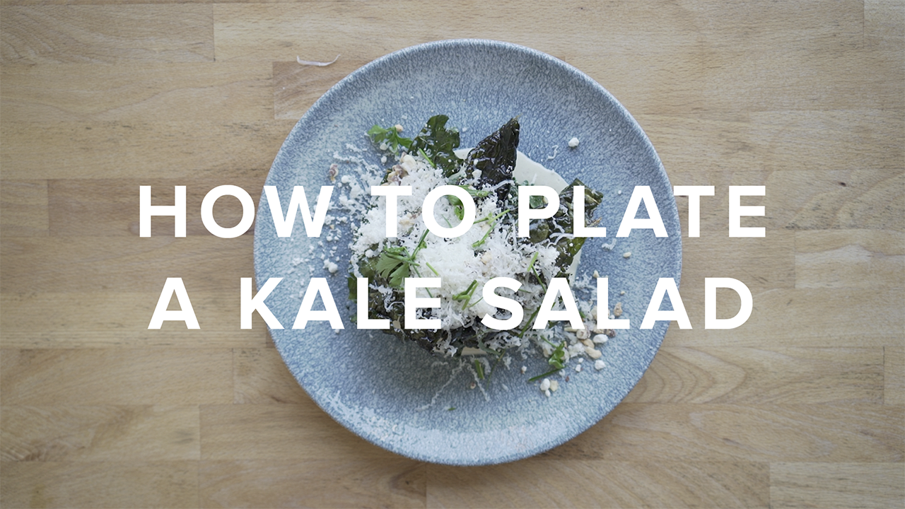 Simple to Spectacular - Kale Salad