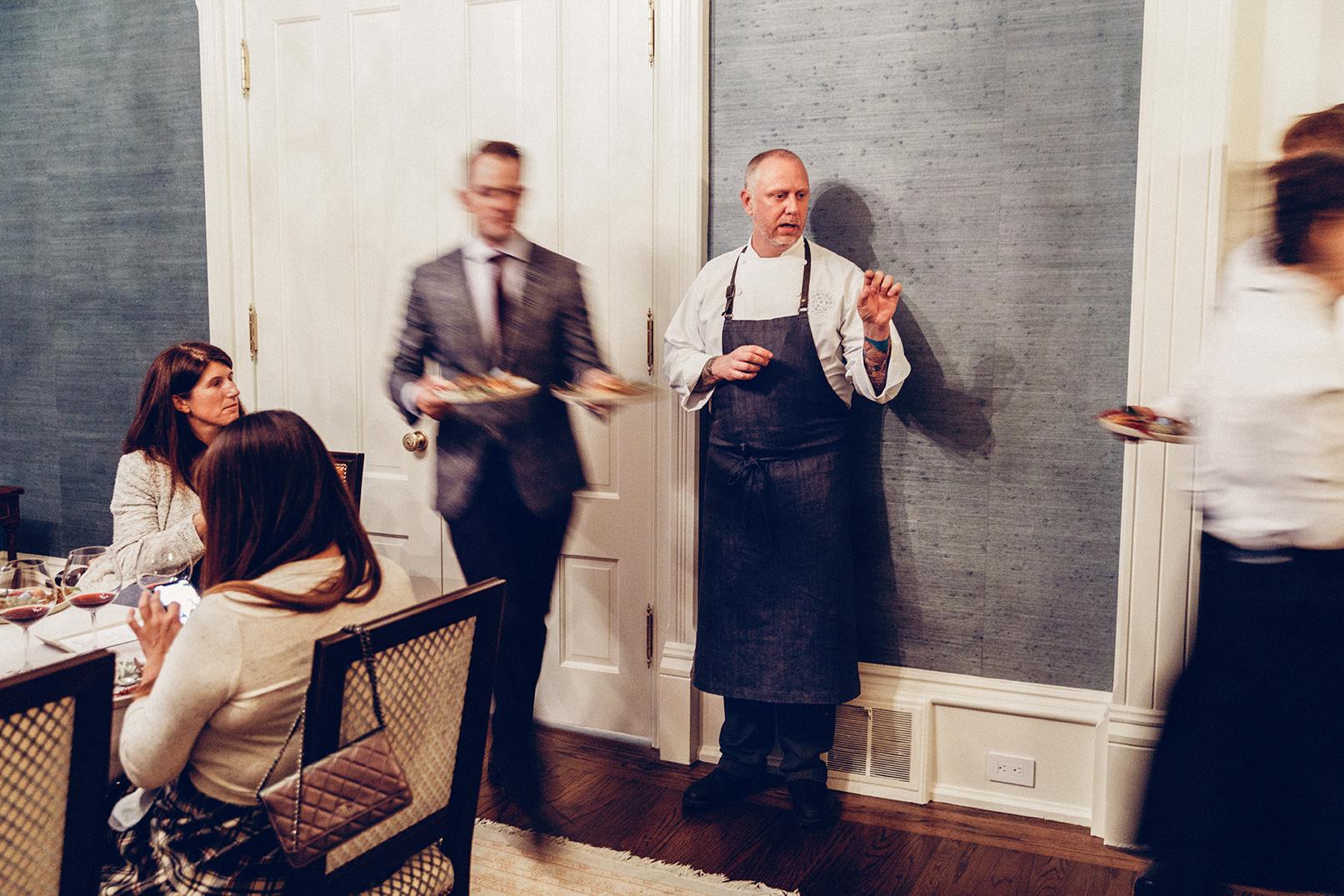 Chef Kyle Connaughton of SingleThread