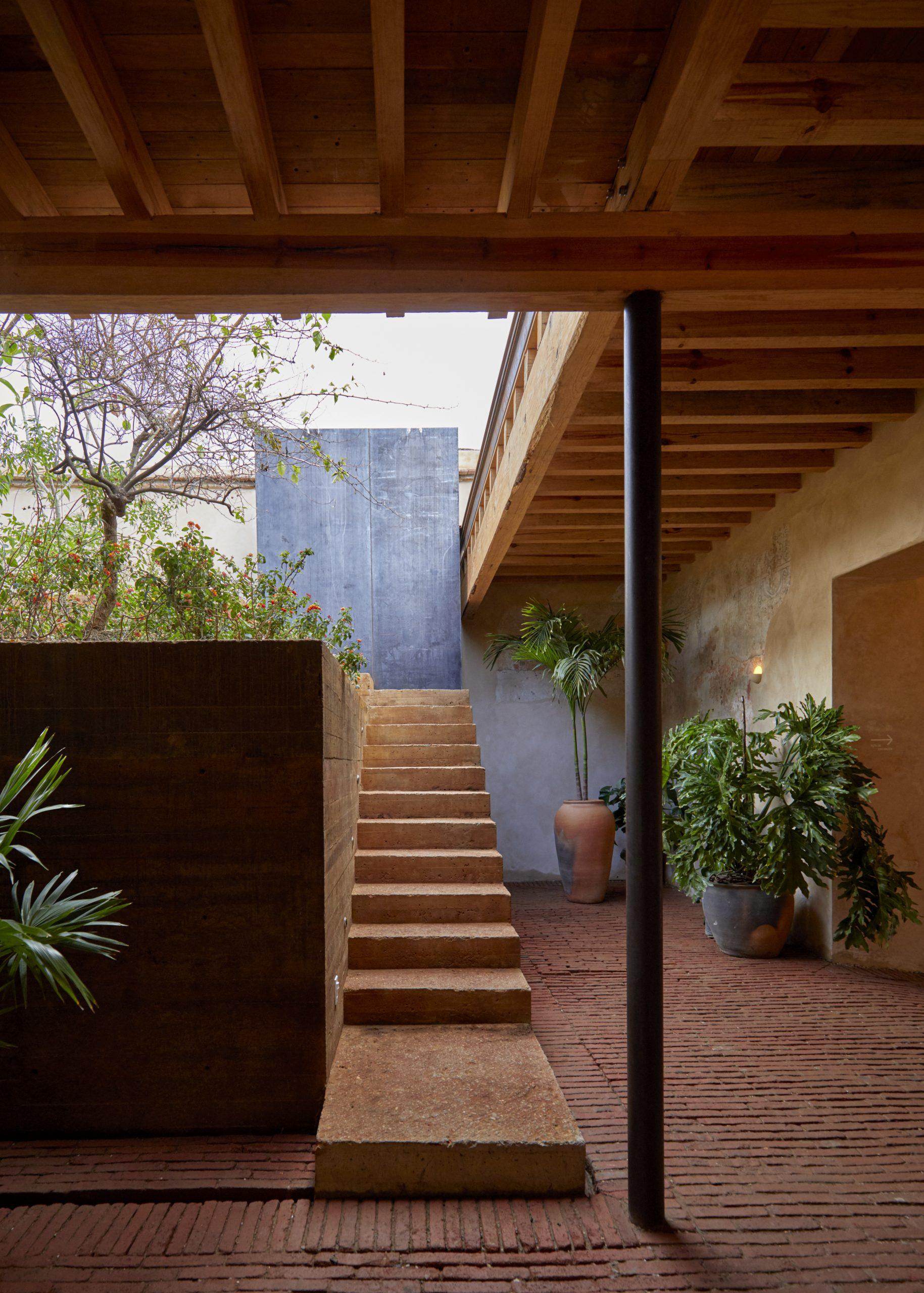 Hotel Escondido, Oaxaca, MX by Grupo Habita